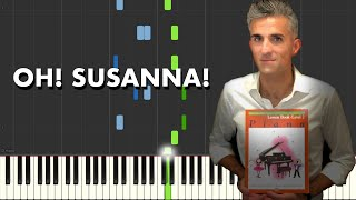 Alfred's Basic Piano Library Level 2 Lesson Book: Oh! Susanna! Synthesia Tutorial