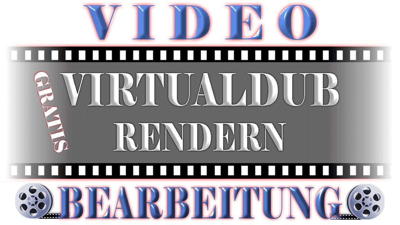 VIDEO RENDERN Videobearbeitung Videoschnitt kostenlos ...  VIDEO RENDERN V...