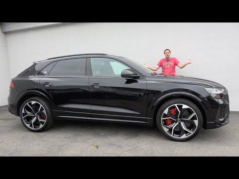 Audi RSQ8 2020 года - это супер-кроссовер за $140 000