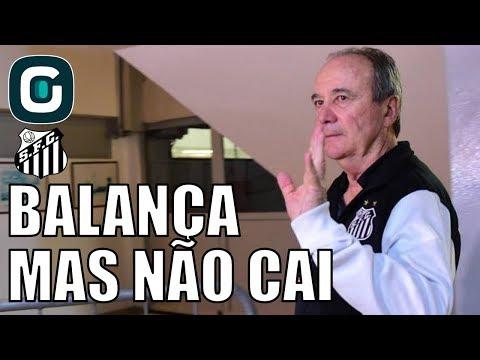 Sport 1x1 Santos | Levir demitido e reintegrado - Gazeta Esportiva (20/10/10)