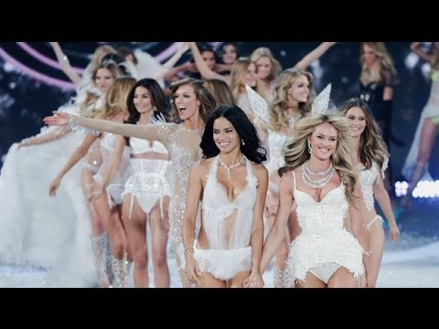 Victorias Secret show 2013 watch the highlights