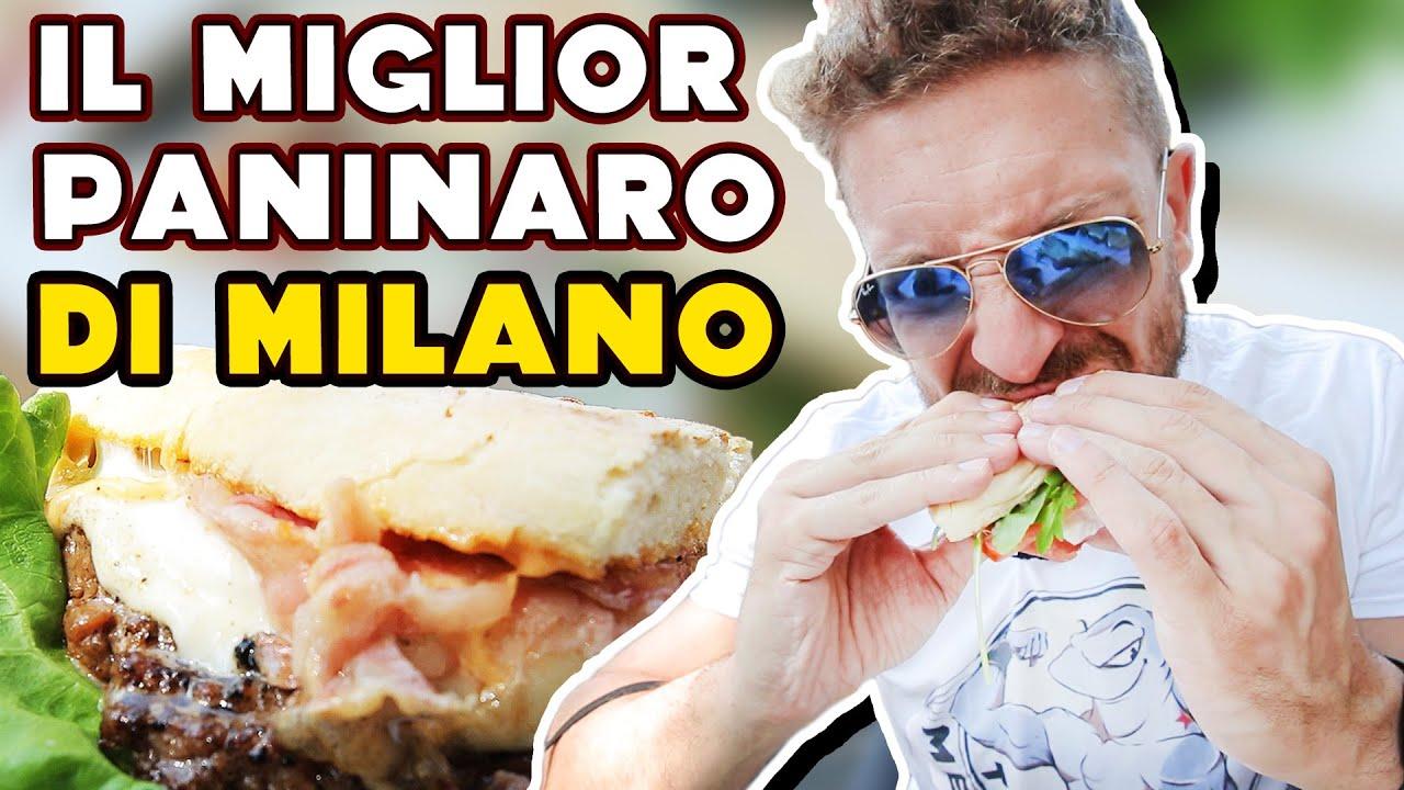 HO SCOPERTO IL MIGLIOR PANINARO DI MILANO