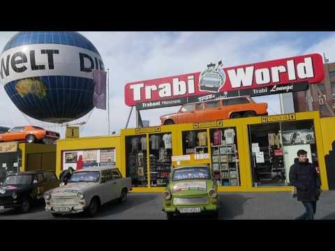 Trabi-Safari: Trabant tour of Berlin