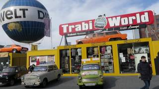Trabi-Safari: Trabant tour of Berlin