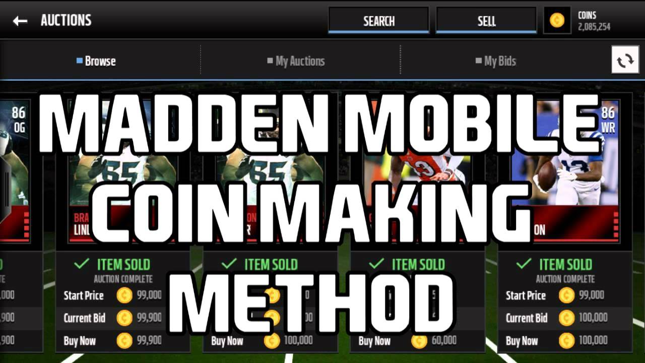 madden mobile coin hack tool