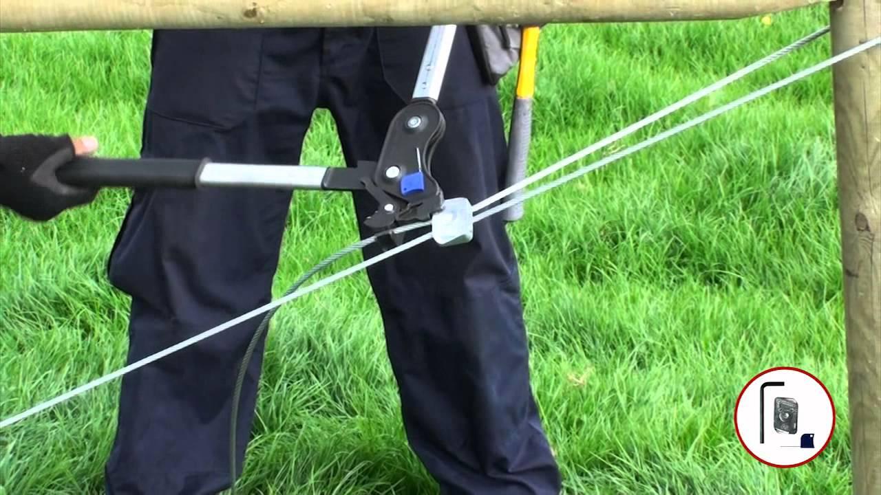 Fence Bracing Feat Gripple Dynamic Youtube