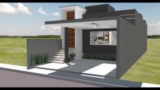 casa 7x20 pequena moderna