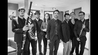 """VINCENT TOUCHARD /// TEASER - """"quintet augmenté"""""""