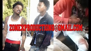 Atlanta Rapper Lil Baby WANTED by police for k1llin 21 Savage homie ON VIDEO orderin HIT!WACTH!
