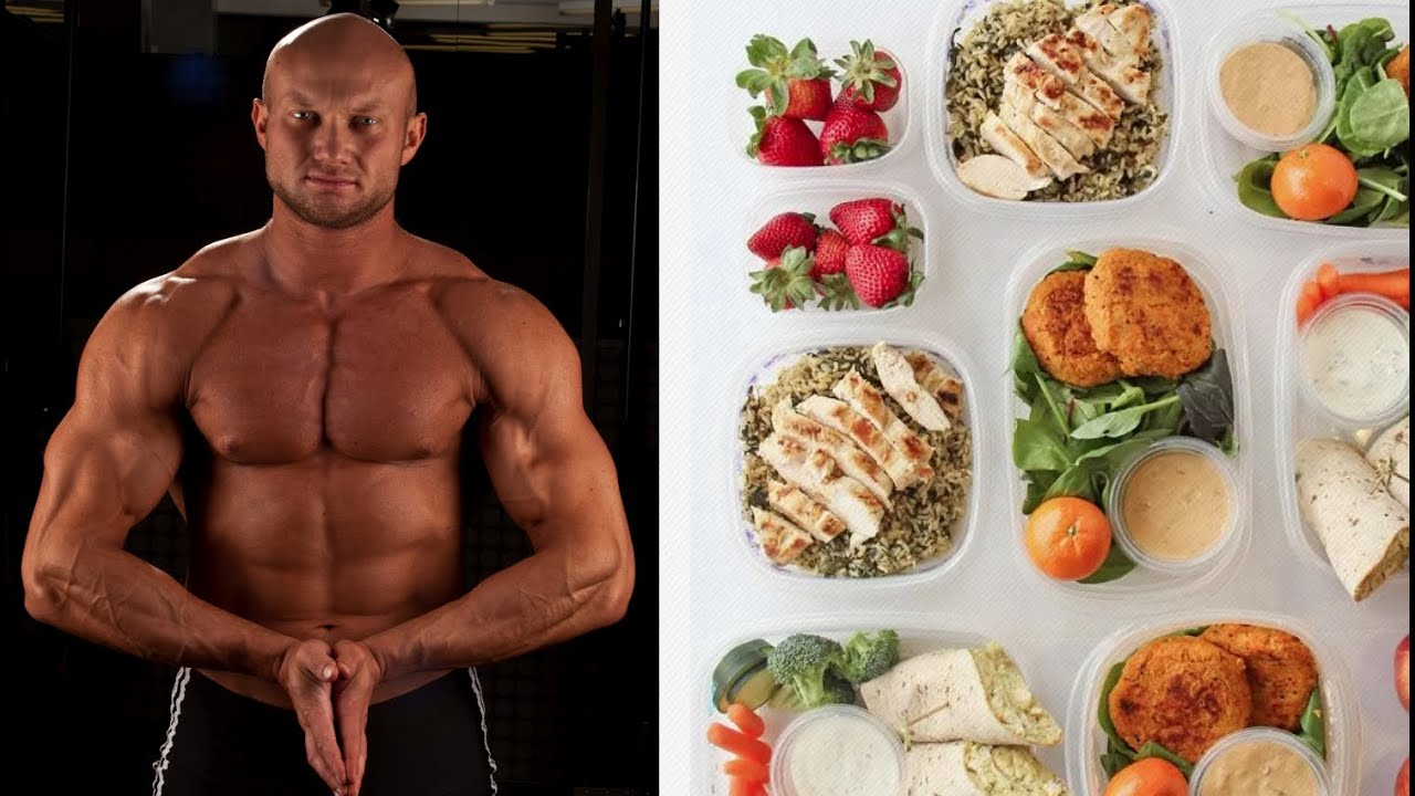Сколько раз в день нужно есть белок и принимать пищу