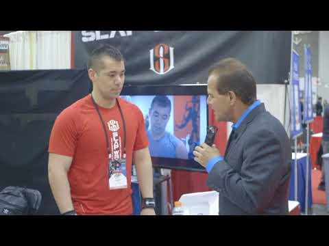 Dr. Delgado Interviews Keith Lamping From Slapwraps.com