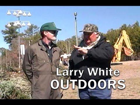 Larry White Outdoors - Habitat Enhancement with Alabama Power