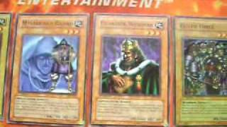 YugiOH Card Collection -  Legacy Of Darkness (LOD) Set (All)