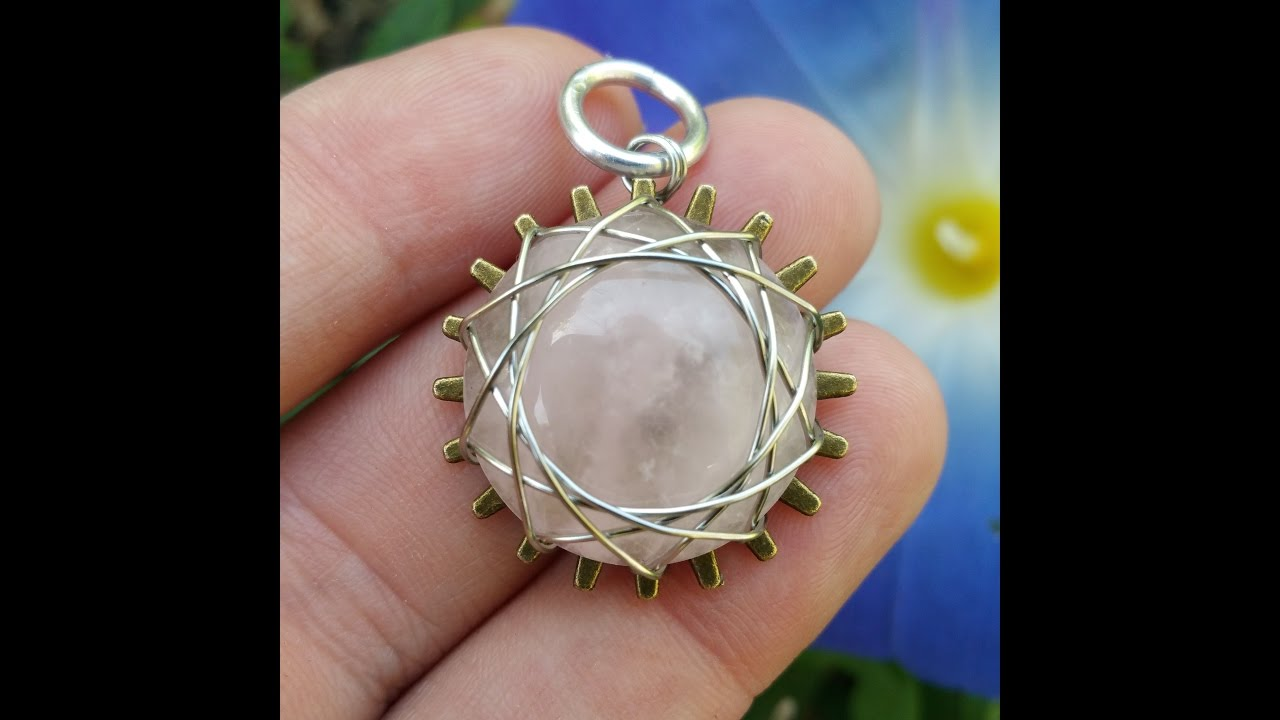 Wire Wrap Jewelry Patterns Best Design Ideas