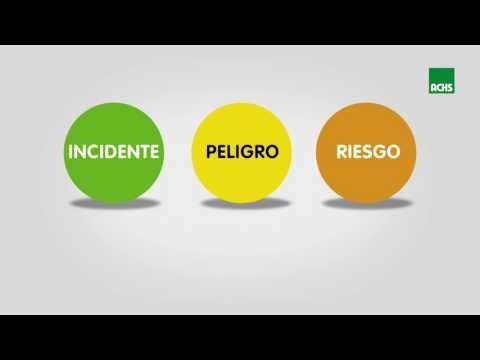En la ACHS te enseñamos la diferencia entre incidente, peligro y riesgo