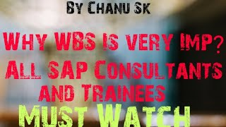 Interview Question-Why WBS Important for All modules.?| What is PS Module| All Must watch