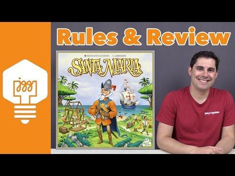 Santa Maria Review - JonGetsGames