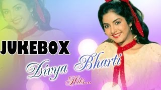 Divya Bharati ( దివ్య భారతి ) Golden Hit Songs || Jukebox