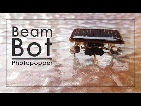 Beam Bot - Photopopper [Tutorial]