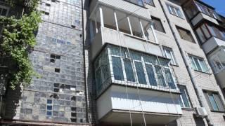 видео Как отделать балкон сайдингом