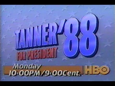 Tanner '88 (1988) HBO promo
