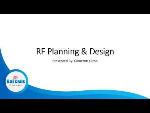 Baicells Training Session RF planning& design