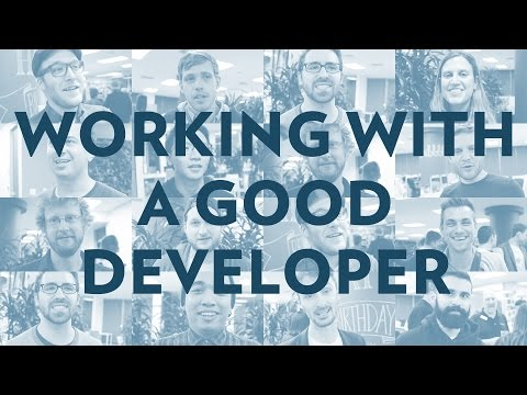 Designers: What is it like working with a good developer?