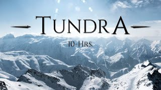"[10 Hrs.] — Tundra (Skyrim) by Jeremy Soule + ""Winter Ambience"""
