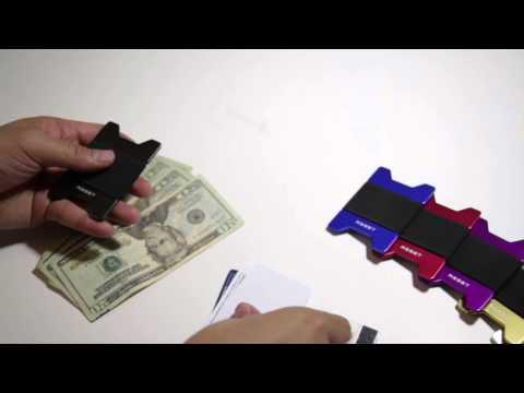 Asset NFC Wallet - Close Up