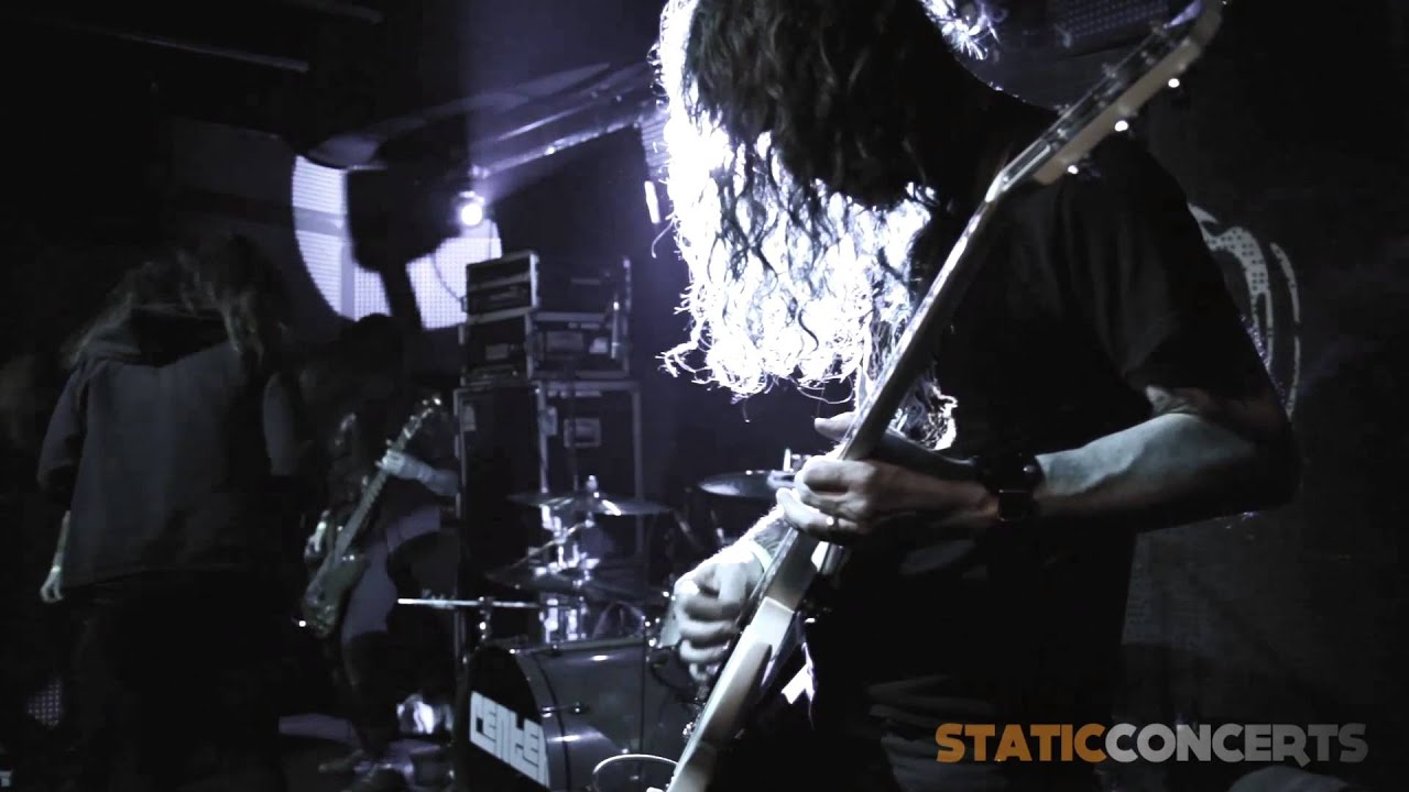 Doomed & Stoned — Live, pro-shot/sound footage of Windhand