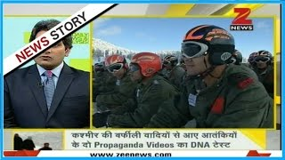 DNA: LeT, Hizbul operating together in J&K? Analysis of terrorists' propaganda videos