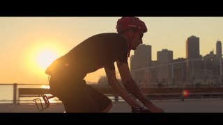 NYC x MTL - Cycling from New York City to Montreal - Movie (Subtitles)