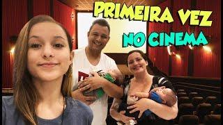 PRIMEIRA VEZ DOS GÊMEOS NO CINEMA