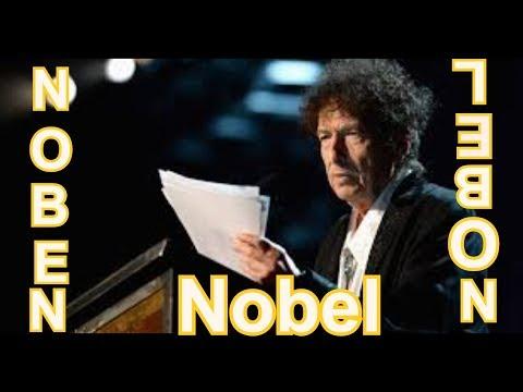 BOB DYLAN - DISCURSO ÍNTEGRO PREMIO NOBEL LITERATURA ( 1º PARTE) - ESPAÑOL