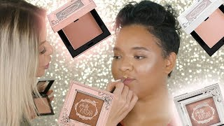 Natural Contouring + Highlighting Tutorial | February Boxycharm