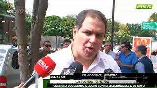 Venezuela - Frente Amplio Venezuela Libre pidió a la ONU no...