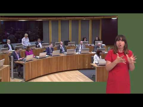 FMQs 11/07/17 BSL Mixed s(Welsh & English /CPW 11/07/17 BSL
