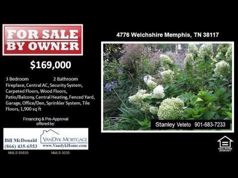 3 bedrooms House for Sale Near Sea Isle Elementary School in Memphis TN