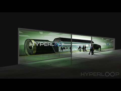Hyperloop - Travel Faster With Elon Musk Invention