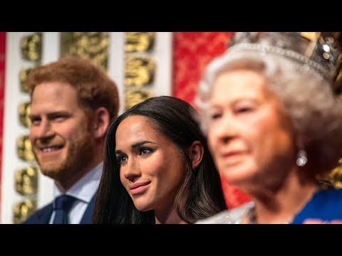 Carletta Blake - Harry, Meghan's Wax Figures Removed From Madame Tussauds In London
