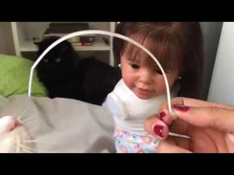 Rookie Reborn Doll Repair Attaching Limbs Real Life Like Baby