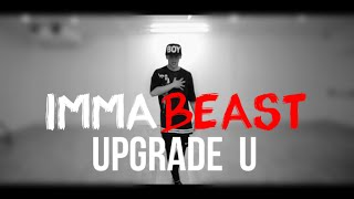 #buildaBEASTexperience2015 UPGRADE U WilldaBeast cover | David Cottle