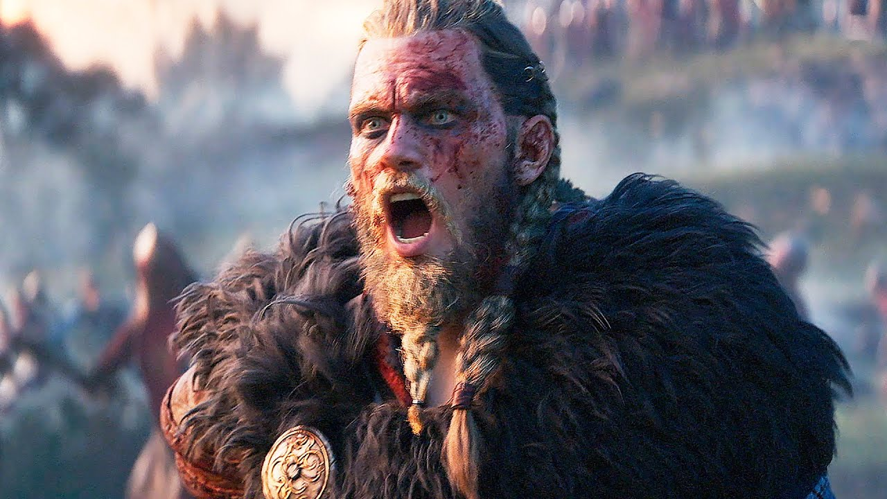 Assassin's Creed: Вальгалла (2020) Русский трейлер игры