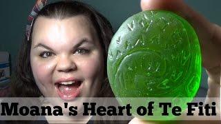 Moana Heart of Te Fiti | DIY