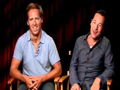 French Stewart and Nat Faxon talk about their new series ALLEN GREGORY