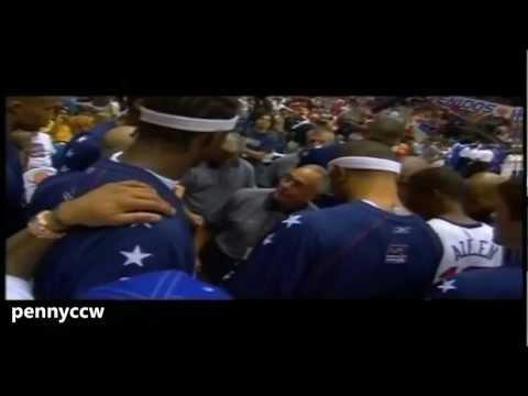 USA Basketball Team 2003 Highlight