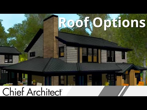 Chief Architect Roof Design Tips