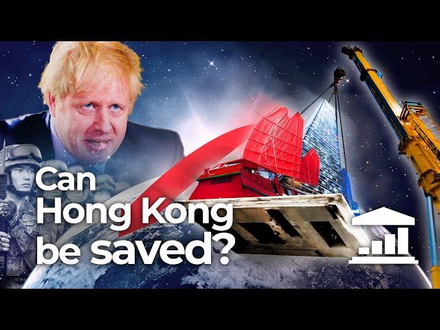 Move HONG KONG to the UK: A RESPONSE to CHINA? - VisualPolitik EN