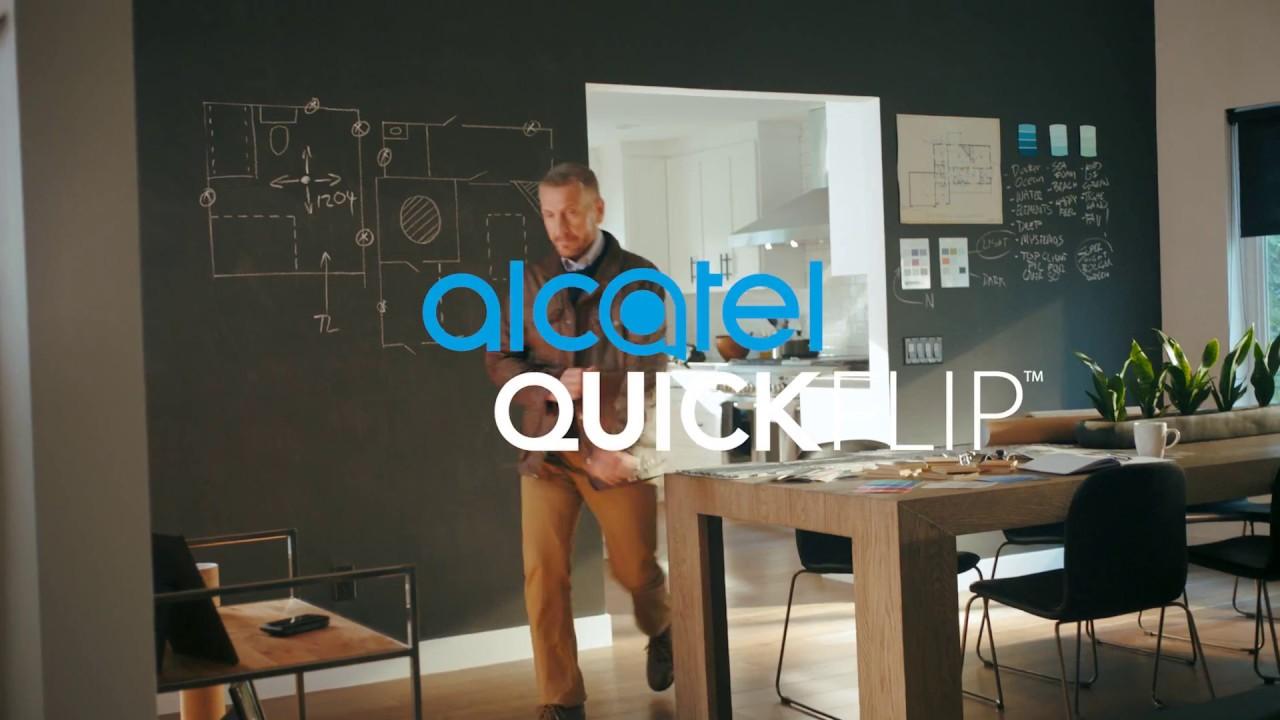 Alcatel QUICKFLIP Overview | Cricket Wireless