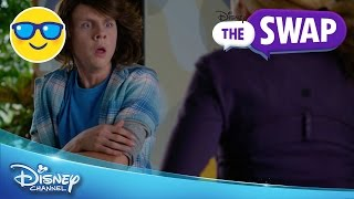 The Swap | You Stole My Face! | Official Disney Channel UK